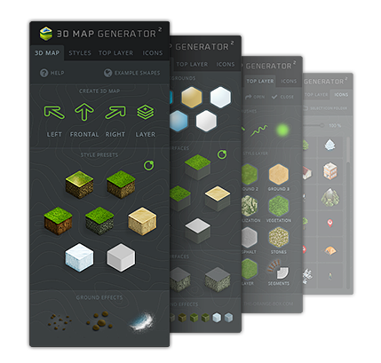 3D Map Maker