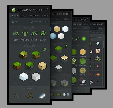 www 3d-map-generator com | 3D Map Generator 2 - Isometric