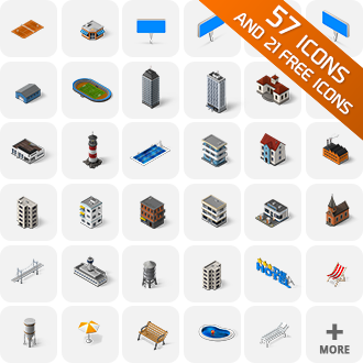 isometric_icons_buildings_places