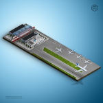3d_map_aircraft_airplane_airport