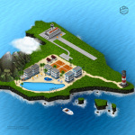 3d_map_island_with_airplane