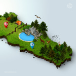 3d_map_national_park_holiday_camping