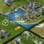 big_3d_map_builing_icons