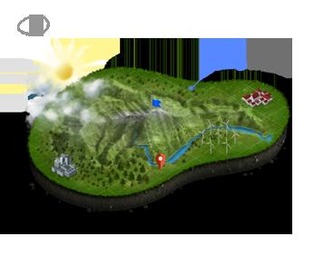 www 3d-map-generator com | How it works - 3D Map Generator - Geo