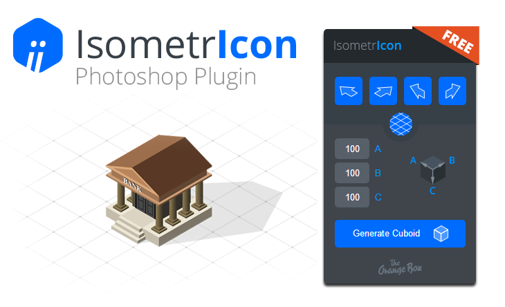 isometric Icon Builder Plugin