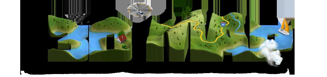 3d map generator terrain download