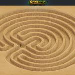 desert labyrinth