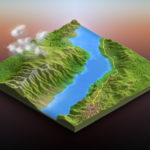 3D-terrain-example