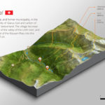 3D-visitor-map---linthal---switzerland