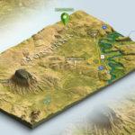 Montana---3D-terrain-Map