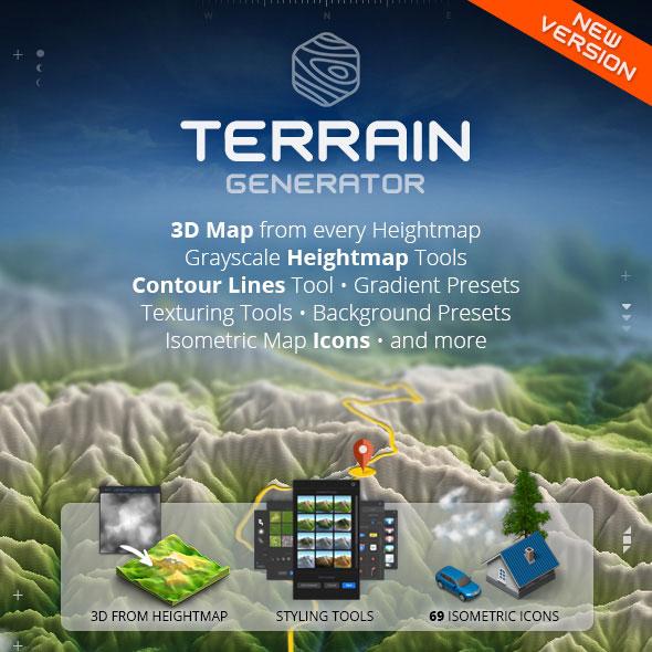 download 3d map generator terrain