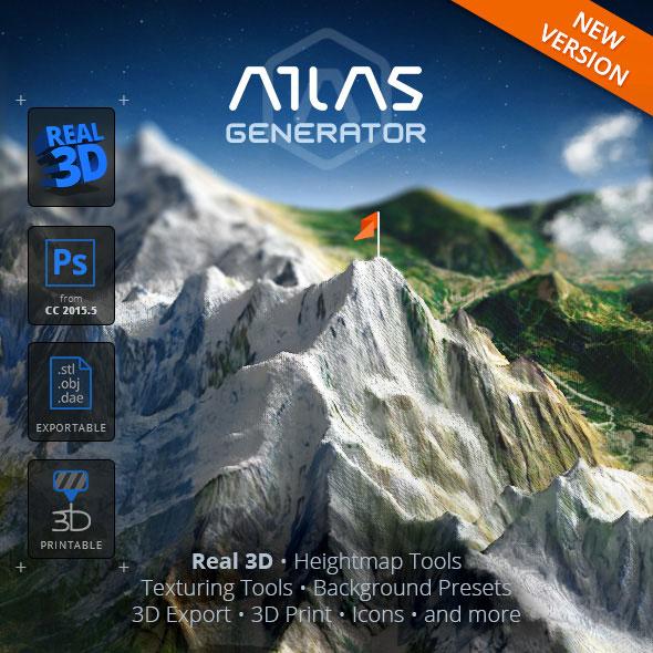 www 3d-map-generator com | shop