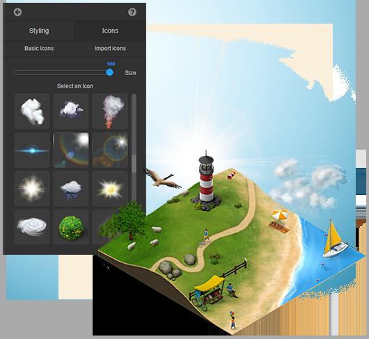 www 3d-map-generator com | 3D Map Generator – Atlas – How it